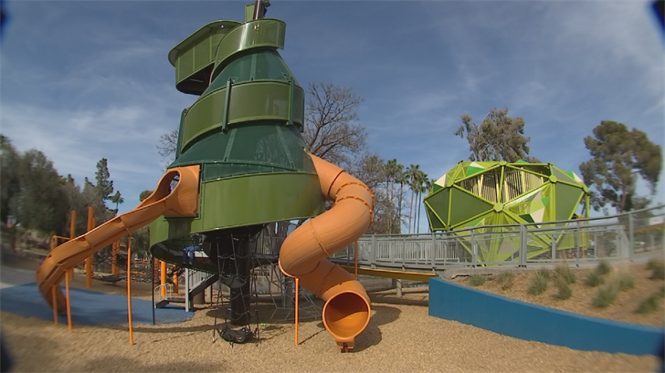 Mesa's Pioneer Park gets a makeover