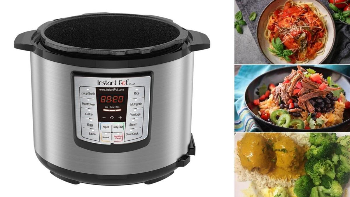 I just bought an Instant Pot! NOW WHAT?