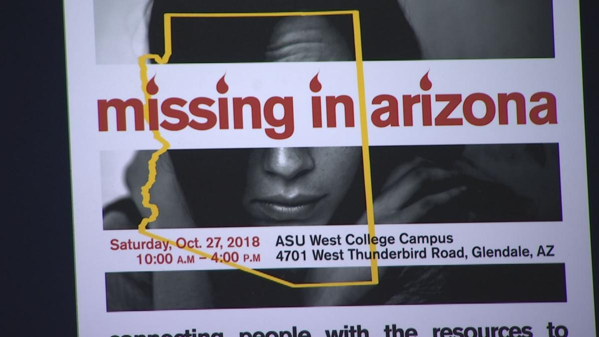 Missing in Arizona Day honors the disappeared for the fourth year 1/3