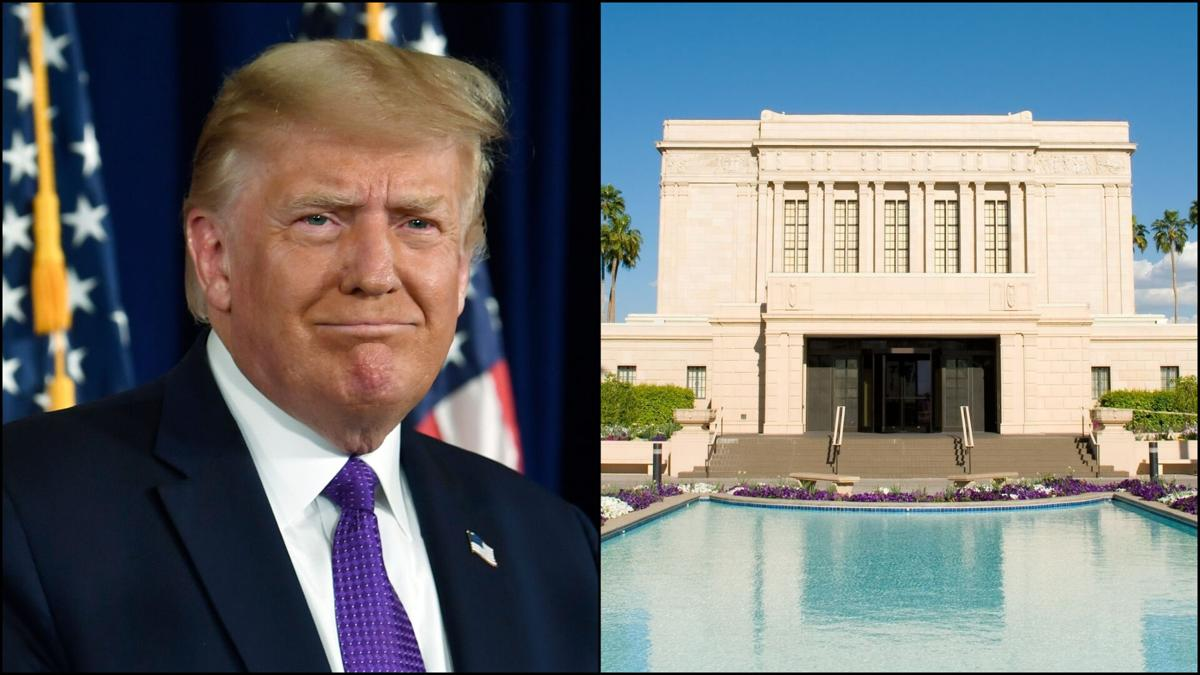 Mormons cool to Trump are finding new influence in Arizona