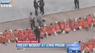 Inmate allegedly assaults Lewis prison employee, sparks lockdown