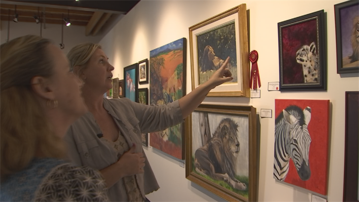 Volunteer Pays It Forward to West Valley Arts director
