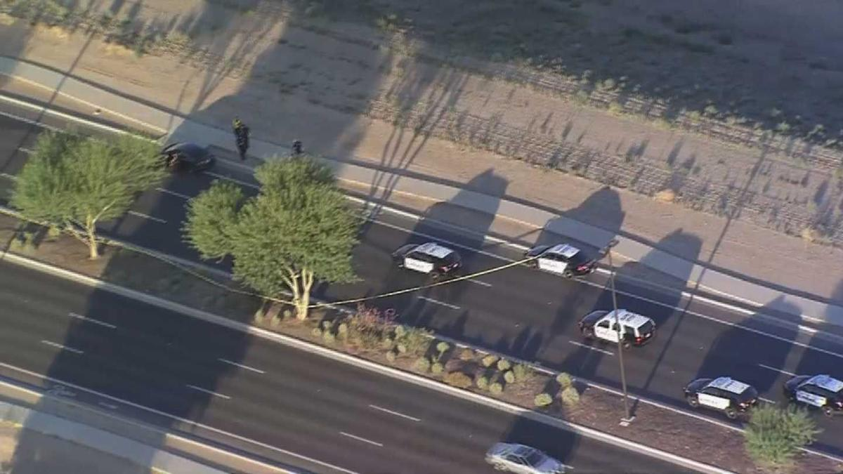 Police locate 17-year-old driver suspected of hitting, killing bicyclist in Gilbert