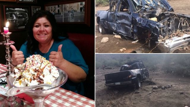 Special ed teacher Catherine Cañez killed after being swept away in flash flood near Globe