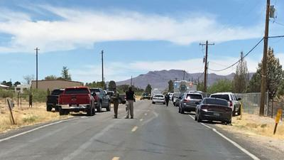 DPS trooper injured following deadly high-speed chase, shooting near Willcox