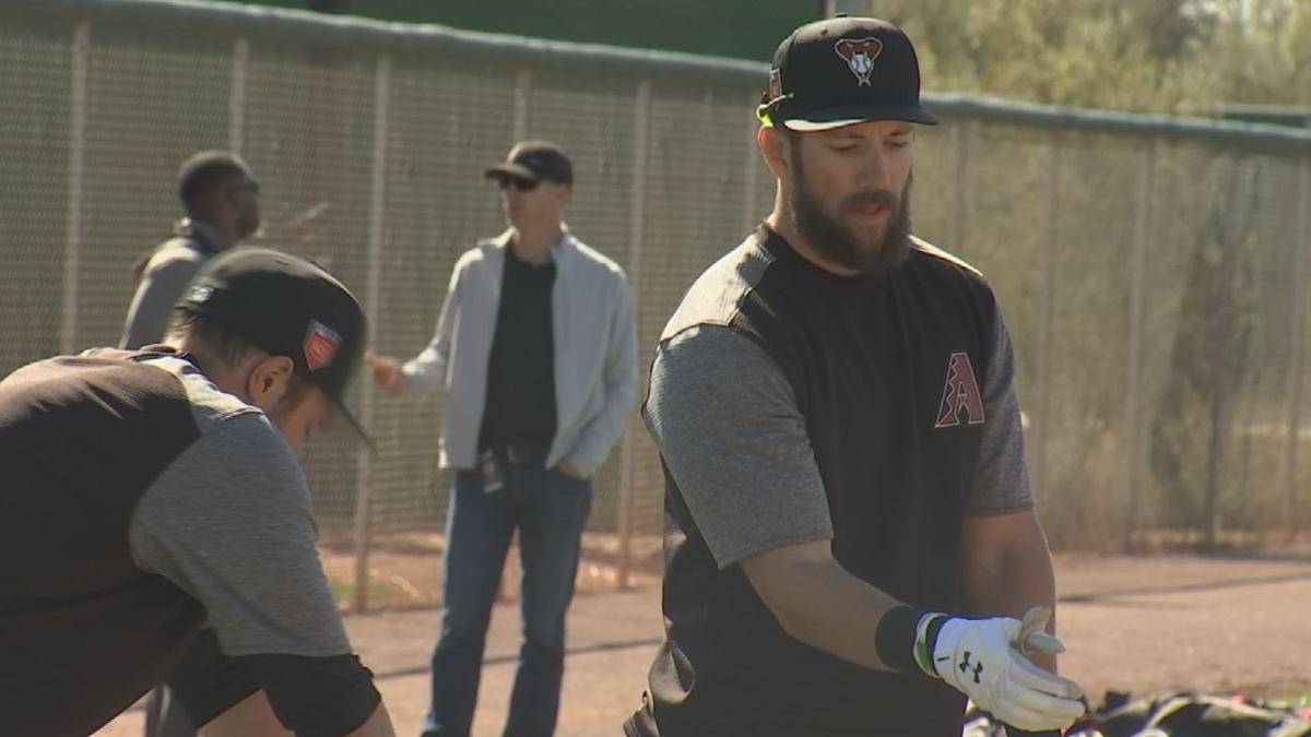 Ray of hope: Souza begging D-backs Manager to be in the lineup
