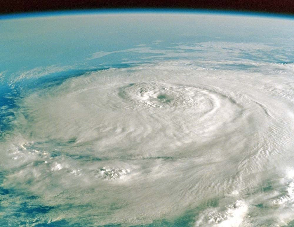 Hurricanes: Storms like no other