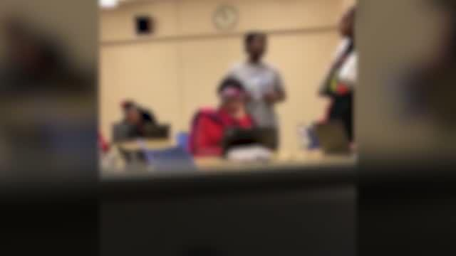 Teacher arrested for beating student on camera
