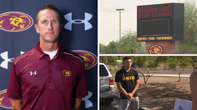 Former Mountain Pointe football players feel deceived, cheated