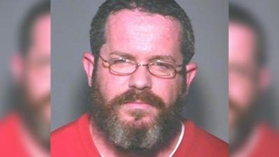 Police say 45-year-old Matthew Coates inappropriately touched himself during a massage