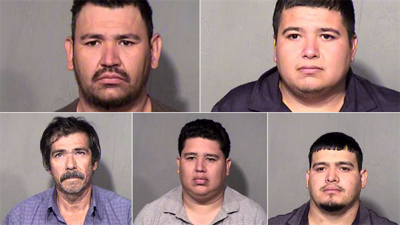 AG: Major meth trafficking ring in Phoenix area dismantled