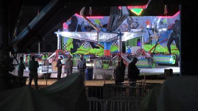 10-year-old girl dies after falling off carnival ride at New Jersey festival