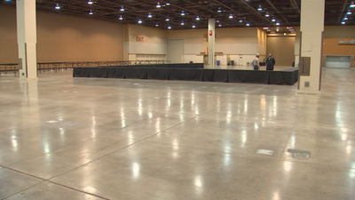 COVID-19 impact on Thanksgiving plans at Phoenix Convention Center