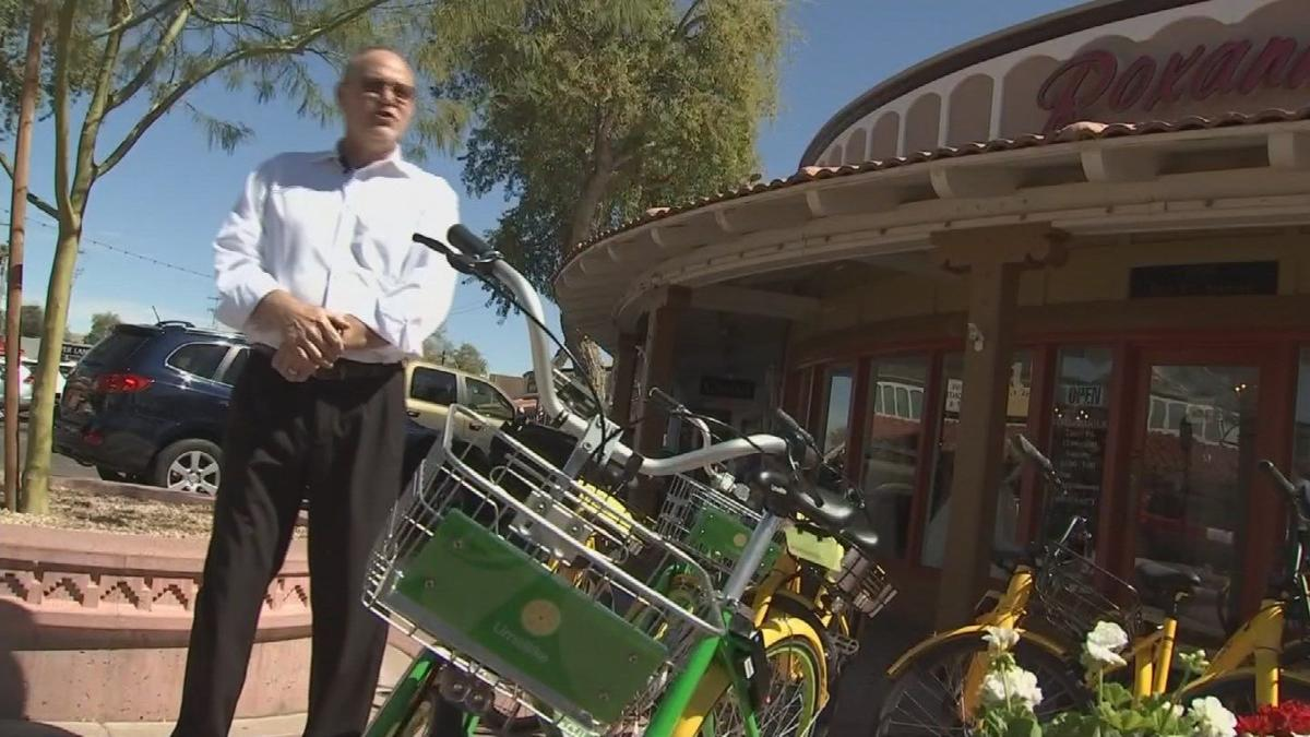 Scottsdale 'reluctantly' participating in talks to regulate rental bikes