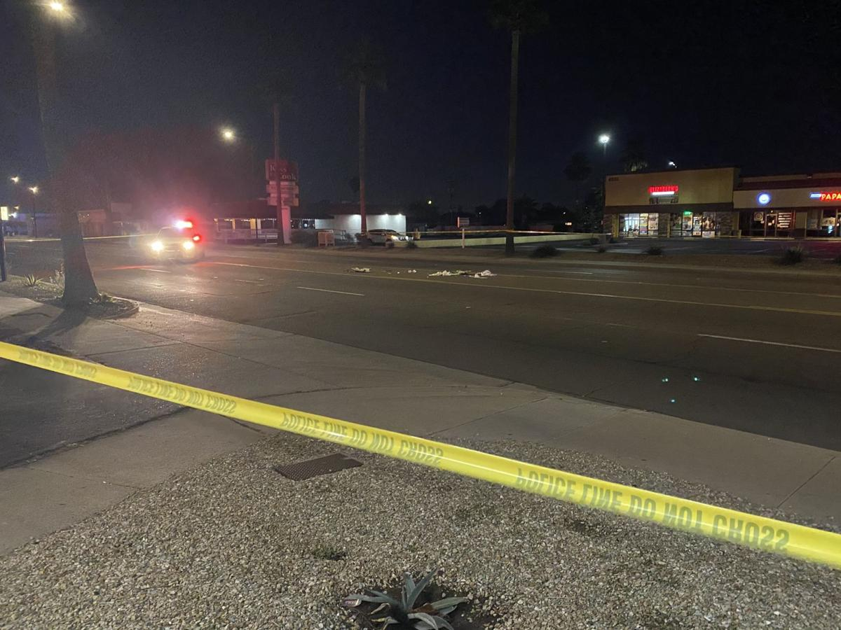 Man and teen girl struck in hit-and-run in Glendale