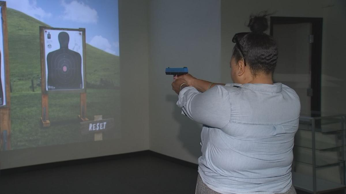 Women purchasing guns and 'carrying concealed' on the rise
