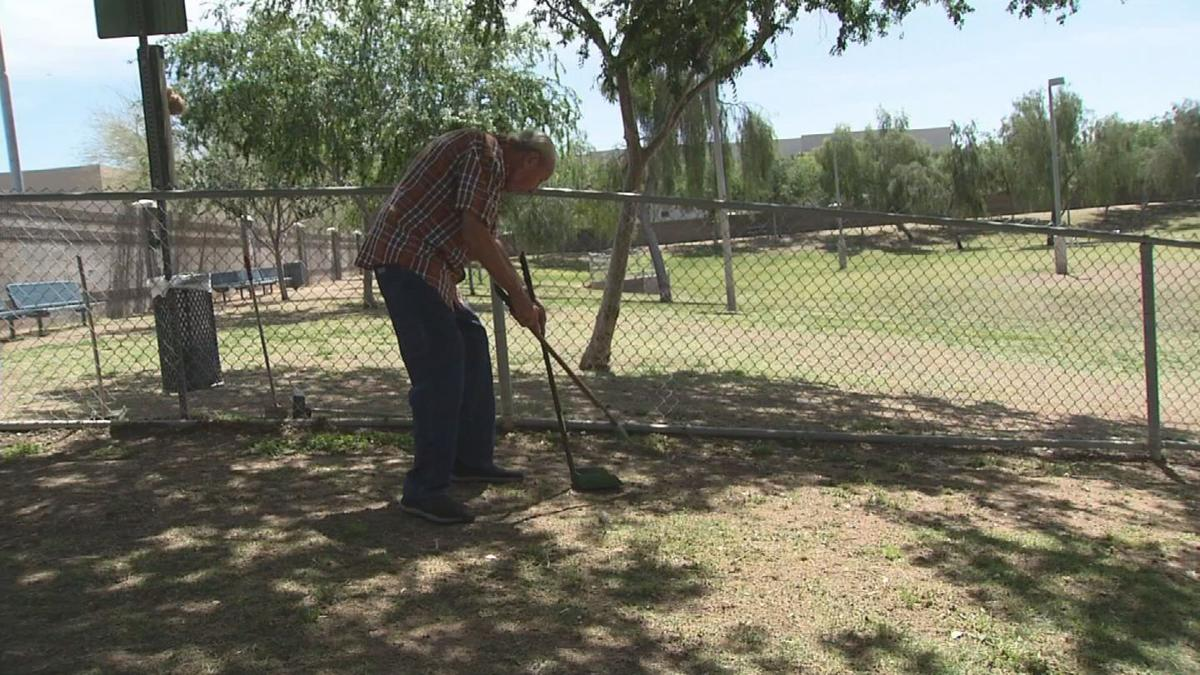 Pay It Forward - Dog park caretaker