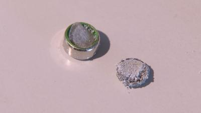 Mesa man says Christmas tree ornament exploded in his face, sending him to ER