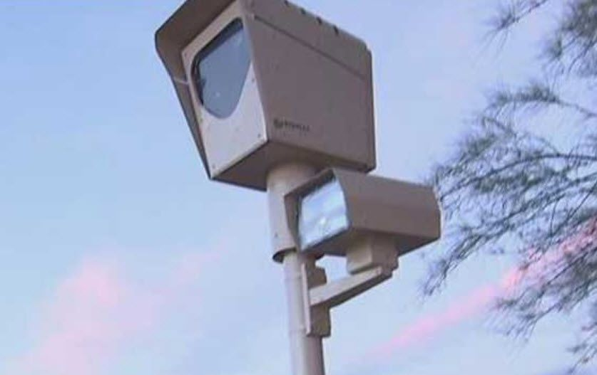 Phoenix to end red light cameras in 2020