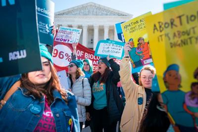 Virginia governor signs abortion protections into law