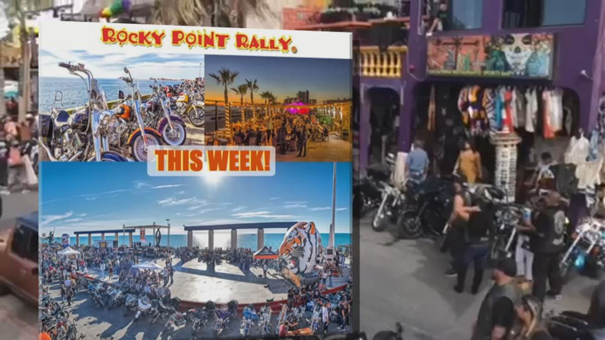 Rocky Point Rally this weekend