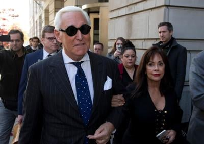 Roger Stone to be sentenced amid Trump complaints against prosecutors