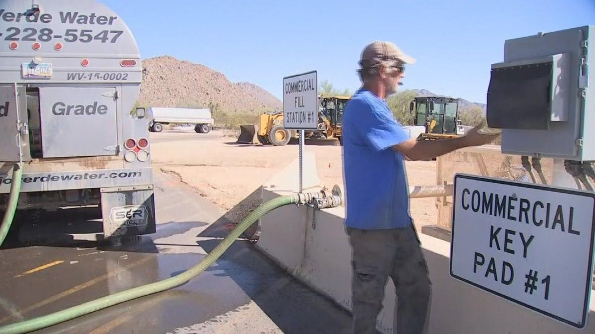 Anthem, utility company consider water station for communities in crisis