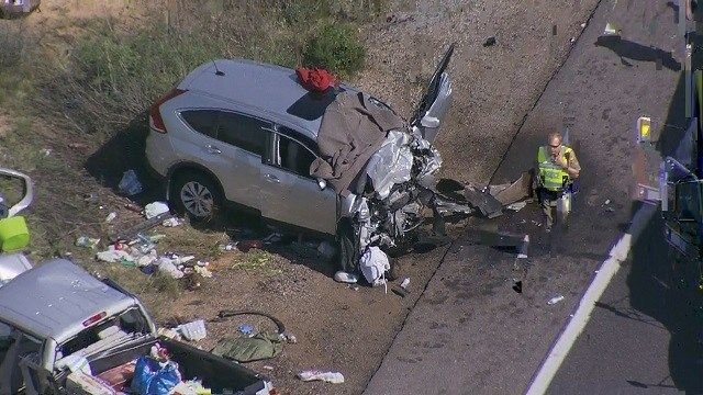 3 killed in crash that closed US 93 north of Wickenburg | | azfamily com