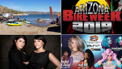 Arizona Bike Week plus 9 other things