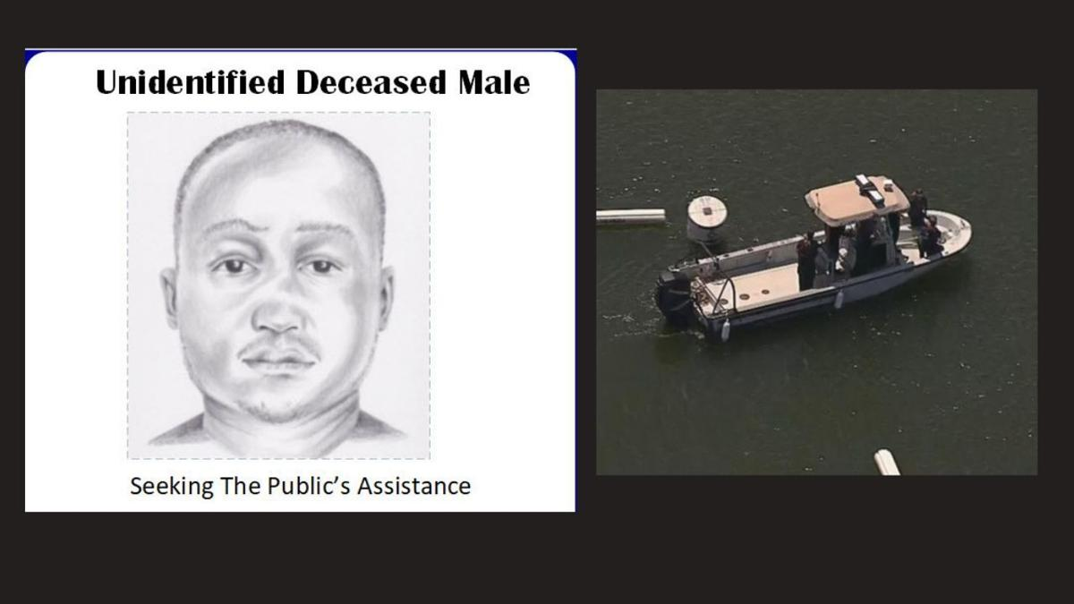 Police need help identifying man found in Tempe Town Lake on July 10