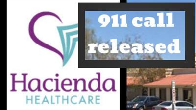 Hear the 911 call that prompted Hacienda pregnancy investigation.