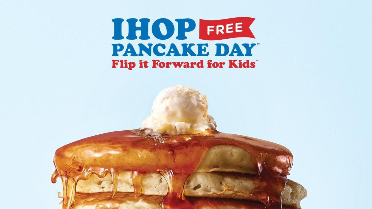 Free Pancake Day At Ihop Returns For Another Year Video Azfamily Com