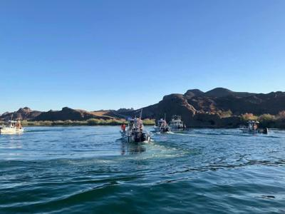 MCSO recover body of teen who jumped off cliff in Lake Havasu