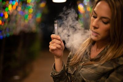 SNUFF OUT YOUTH VAPING