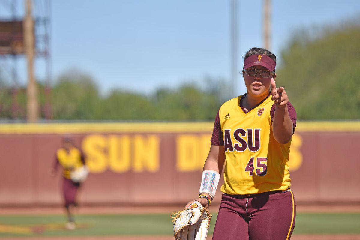 ASU's Giselle Juarez's road to greatness
