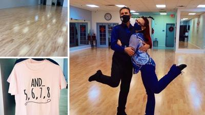 Jaime's Local Love features the DanceWise studio