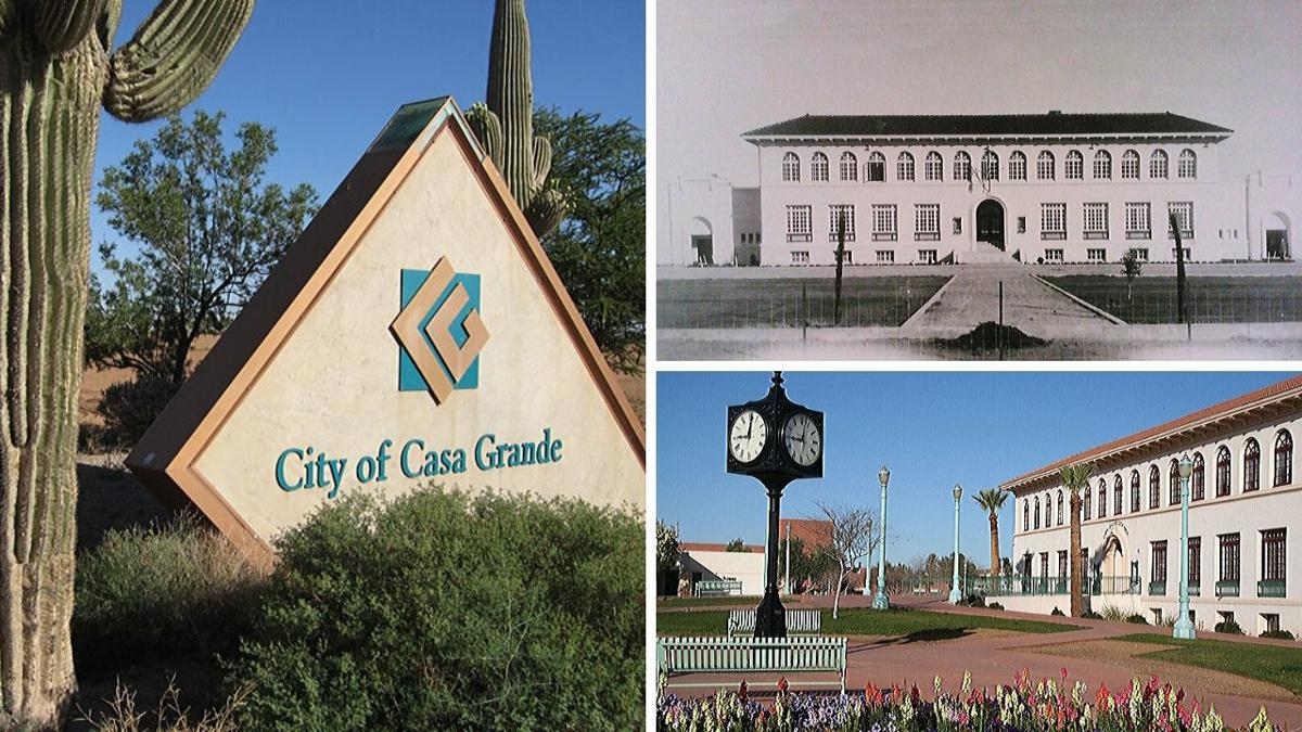 What's in a name, City of Casa Grande