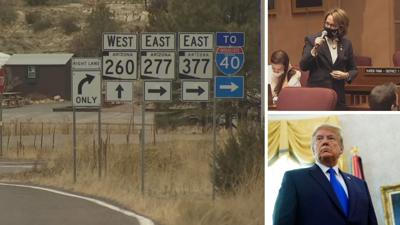 Sen. Wendy Rogers wants to name an Arizona highway after Donald Trump