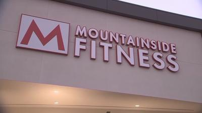 Mountainside Fitness gym