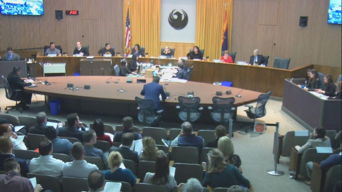 City Council to discuss a civilian review board for Phoenix police