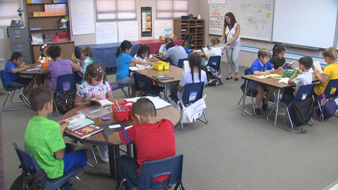 Mesa school getting national attention with different approach to teaching