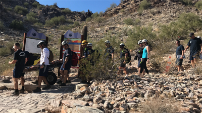 Don't get stuck on a mountain: 4 Phoenix trails notorious for rescues