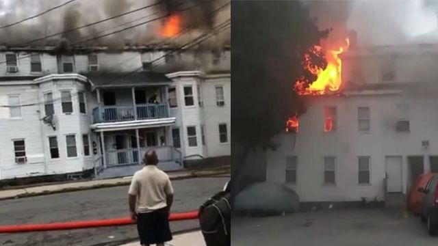 'It looked like Armageddon': Deadly gas explosions destroy at least 39 homes