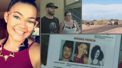 parents of missing phoenix woman found dead want justice for her