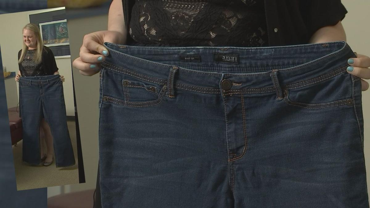 Struggling with your weight? Teen's 130-pound weight loss will inspire you