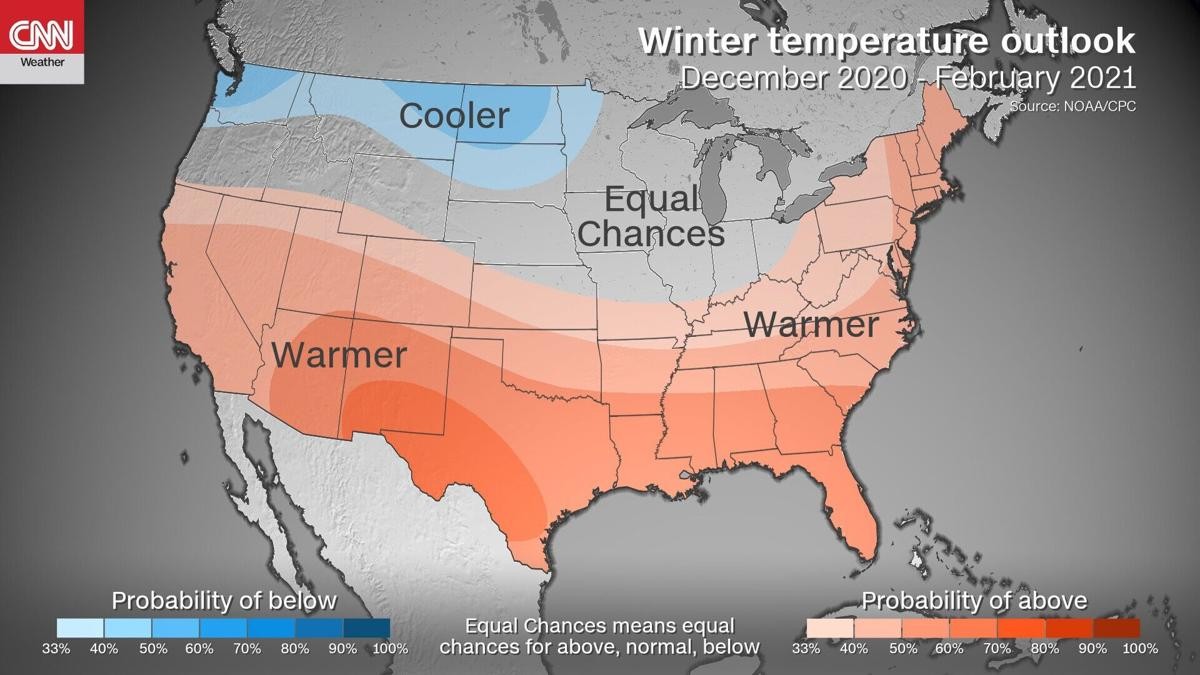 La Niña drives winter forecast for US. Here's what is likely in store for you