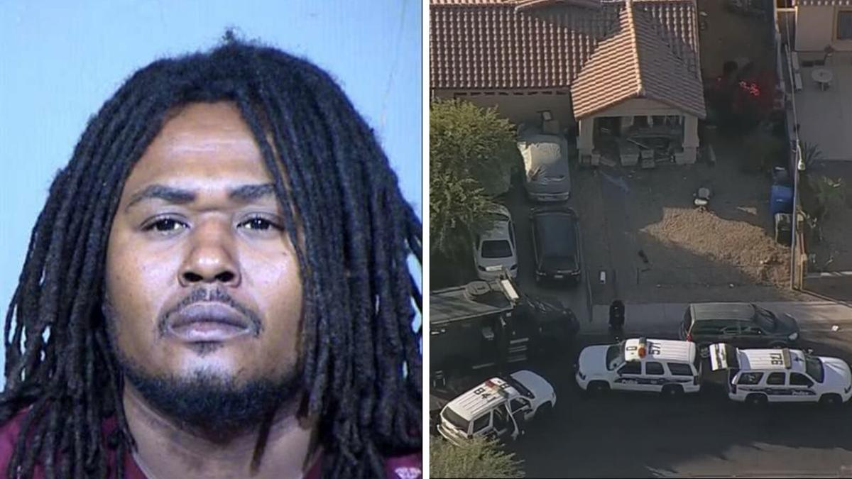 Phoenix Police issue names of officers involved in standoff that left 1 man dead