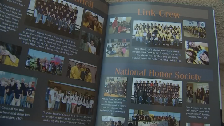 Poston Butte Hs Yearbooks Printed With Inappropriate Comments