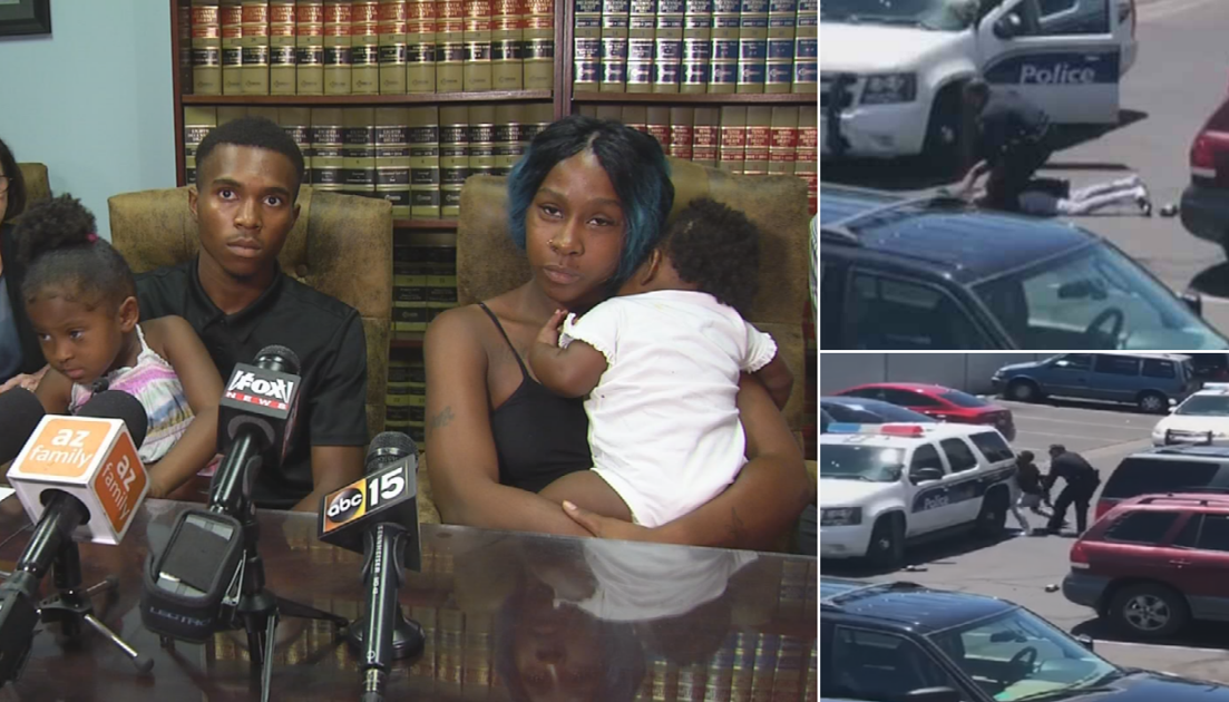Family plans to file lawsuit against Phoenix PD over claims of police  brutality