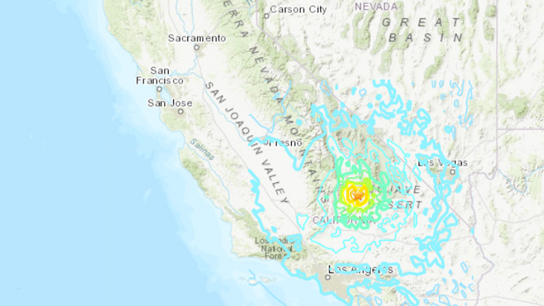 California earthquake: Magnitude 6 4 earthquake rattles Los
